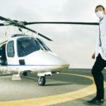 В Харькове появится санитарный вертолет